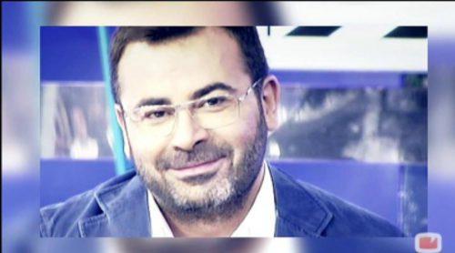 Así recogío Jorge Javier Vázquez su premio en el FesTVal 2014