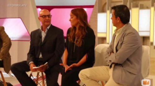 Presentación de 'T con T', el nuevo programa de Toñi Moreno