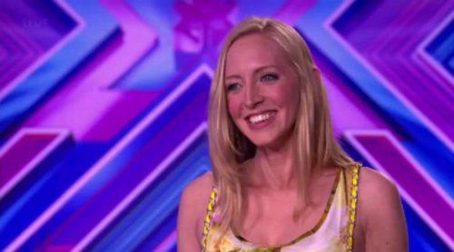 La hermana de Robert Pattinson, de incógnito en el casting de 'The X Factor'