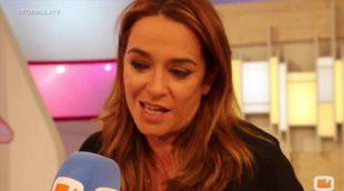 """Toñi Moreno ('T con T'): """"Lo de ser presentadora lo veo como algo puntual, a mí lo que me gusta es la calle"""""""