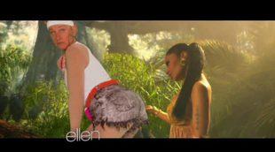 Ellen DeGeneres baila la 'Anaconda' de Nicki Minaj