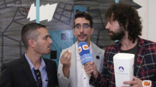 Juan, Damián y Marron, fichajes estrella de la nueva temporada de Paramount Channel