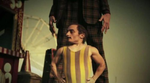 Noveno teaser de 'American Horror Story: Freak Show': Big and Small