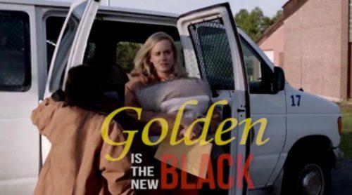 Cabecera de 'Orange is the New Black' al estilo 'Las chicas de oro'