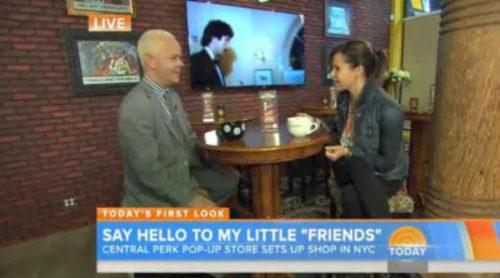 Así es la réplica del Central Perk de 'Friends' que abre en Nueva York