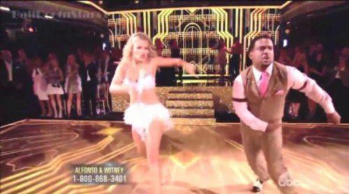 Alfonso Ribeiro ('El Príncipe de Bel-Air') sorprende bailando en 'Dancing With The Stars'