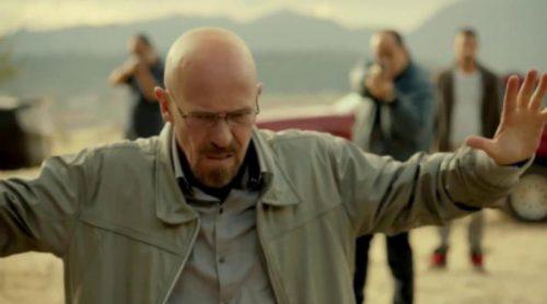 Henry arresta a Walter Blanco en la recta final de 'Metástasis'