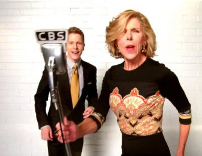 Las caras de CBS juntas en la promo de la nueva temporada