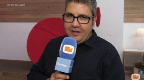 """Florentino Fernández: """"En 'Killer Karaoke' vamos a tener invitados famosos y nos vamos a putear"""""""