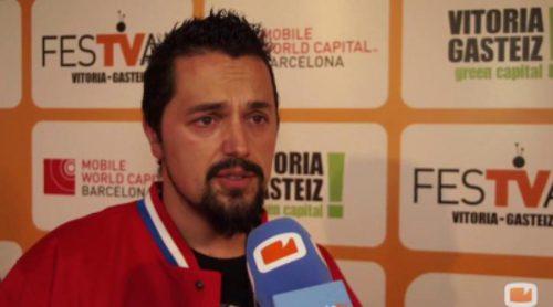 """Israel González ('Choose'): """"Las cadenas no pueden pretender que en pleno 2014 funcionen cosas de los 90"""""""