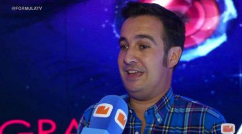 """Álvaro Díaz ('Gran hermano'): """"En contra de lo que se piensa la gente, es facilísimo dirigir a Mercedes Milá"""""""