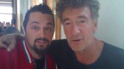 Francis Lorenzo manda un saludo a FormulaTV.com y habla de 'Choose' junto a Israel González