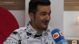 """Xavi Rodríguez: """"Cuando no trabajaba en este horario hacía zapping entre 'El Intermedio' y 'El Hormiguero'"""""""