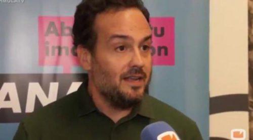 """Jorge Ortiz ('Las caras de la noticia'): """"Canal+ quiere hacer cosas que no pueden hacer otros"""""""