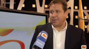 Entrevista inédita a Enrique Marqués antes de abandonar 'La goleada' de 13tv
