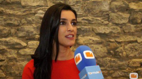 """Blanca Romero: """"Me gustaría cambiar de registro en la segunda temporada de 'Bajo sospecha', una limpiadora o una prostituta"""""""