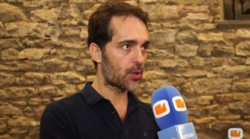 """Pedro Alonso: """"Estamos alerta en el rodaje de 'Bajo sospecha' cuando vemos que a alguien le hacen un contraplano"""""""
