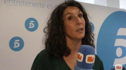 """Elvira Mínguez ('Hermanos'): """"La relación que a Julia le hubiera gustado tener con su hija la tiene con su nieta"""""""
