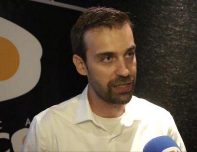 """Regis Francisco López: """"La premisa de 'El rey del pincho': no paramos de grabar en ningún momento"""""""