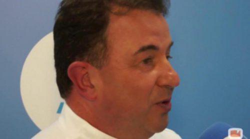 """Martín Berasategui: """"David de Jorge, 'Robin Food', es un fenómeno de la naturaleza que te hace feliz"""""""