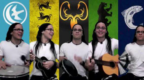 Versión samba de la sintonía de 'Juego de tronos'