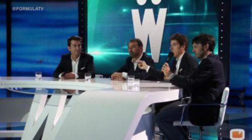 Presentación de 'Los viernes al show' con Manel Fuentes y Arturo Valls
