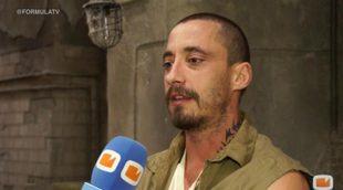 """Ismael Martínez ('Rabia'): """"Crespo va a ser un personaje clave para el desarrollo de la serie"""""""