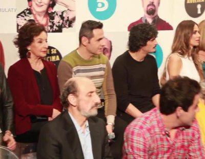 """Presentación de la octava temporada de 'La que se avecina': """"Nos está quedando una temporada redonda, redonda"""""""