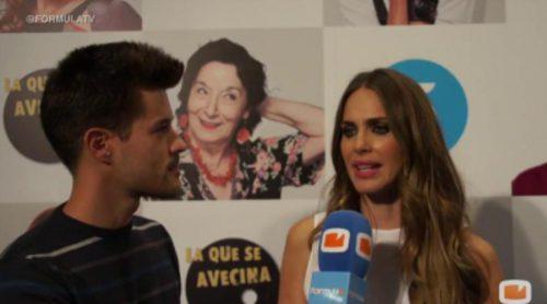 """Vanesa Romero ('La que se avecina'): """"Me encantaría que regresara Malena Alterio, podría aportar muchas cosas"""""""