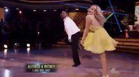 "Alfonso Ribeiro baila ""el baile de Carlton"" (It's Not Unusual) en 'Dancing With The Stars'"