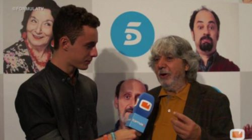 """Ricardo Arroyo ('La que se avecina'): """"Petra Martínez va a ser la triunfadora de la nueva temporada"""""""