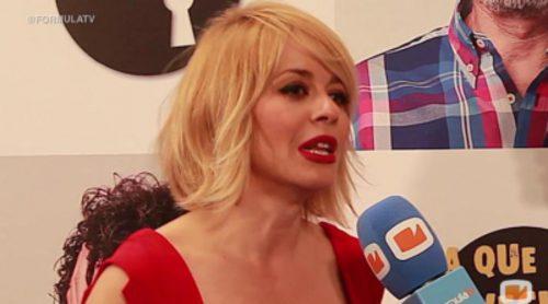 """María Adánez ('La que se avecina'): """"Me haría mucha ilusión volver a hacer algo con Daniel Guzmán o Diego Martín"""""""