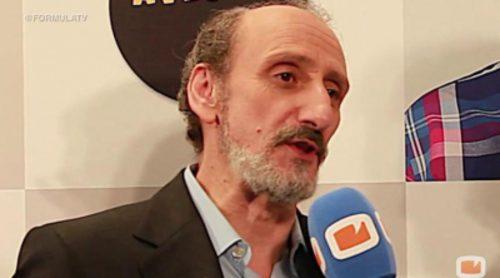 """José Luis Gil: """"El capítulo 100 de 'La que se avecina' es brillante y va a ser de culto"""""""