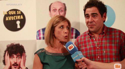 """Pablo Chiapella: """"Les he dicho a los guionistas de 'La que se avecina' que piensen en un Amador exitoso y con pasta"""""""