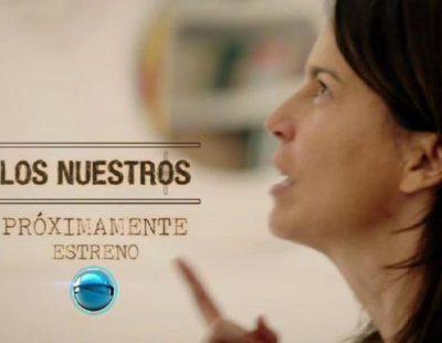 Telecinco arranca la promoción de 'Los nuestros'