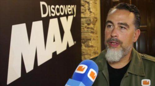 """José Vicente Díez: """"Me fui a un pueblo para vivir tranquilo y nunca me imaginé acabar en 'House of Cars'"""""""