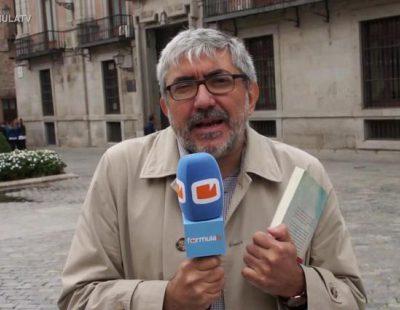 """Fernando López Puig: """"La ficción de TVE cumple una función didáctica que también entretiene al espectador"""""""