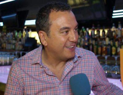 """Roberto Brasero: """"No tengo nada en contra del intrusismo laboral siempre que se haga bien el trabajo"""""""