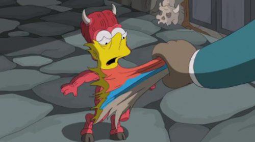 Avance del Especial Halloween 2014 de 'Los Simpson'