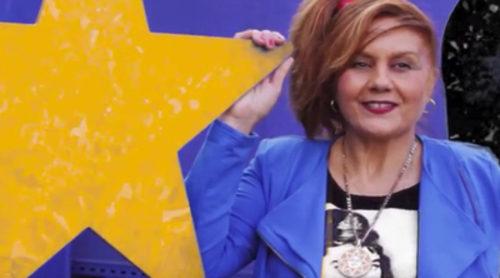 Amalia Valero se adelanta al videoclip de Ruth Lorenzo y estrena su cover dance de 'Gigantes'