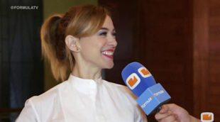 """Marta Hazas: """"'Velvet' está hecha a mi medida y espero estar una buena temporada"""""""
