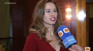"""Manuela Vellés ('Velvet'): """"Mi personaje da un giro radical esta temporada, al principio se pasa un poco"""""""