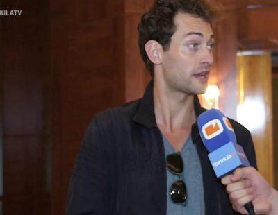 """Peter Vives ('Velvet'): """"Espero que no me quiten la camiseta porque viendo a Miguel Ángel Silvestre será una decepción"""""""