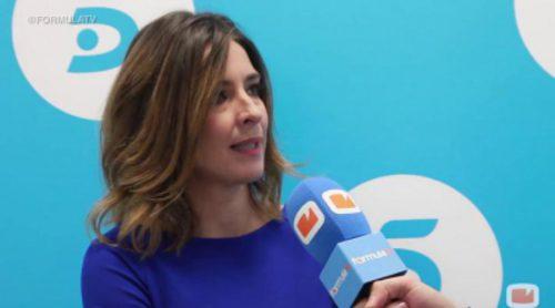 "Sandra Barneda: ""Yo siempre me he mojado, pero la opinión la dejo para otros"""