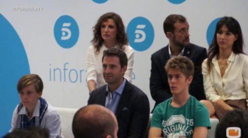 Presentación de 'El Rey', la nueva TV movie de Telecinco