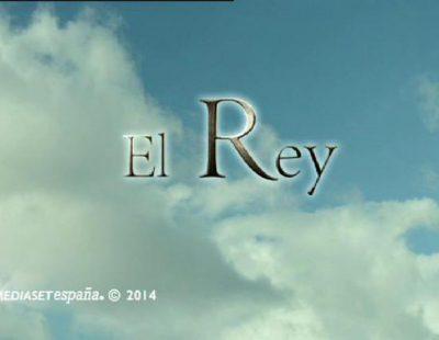 Avance de 'El Rey', la TV movie protagonizada por Fernando Gil, Patrick Criado y Enrique Aragonés
