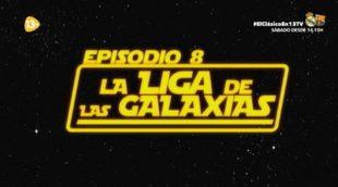 La Liga de las Galaxias: así promociona Felipe del Campo la cobertura del Clásico de 13tv
