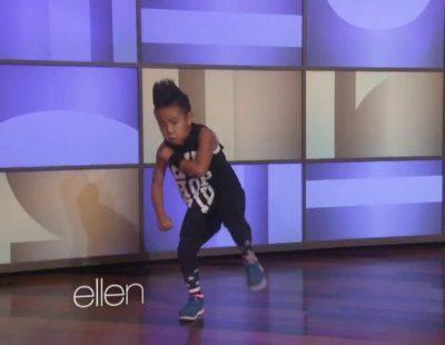 Aidan Xiong, el niño bailarín de 8 años que te deja con la boca abierta