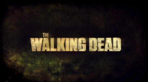 Cabecera de 'The Walking Dead'