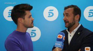 """José Luis García Pérez: """"'El Rey' es nuestro 'Juego de tronos' nacional"""""""